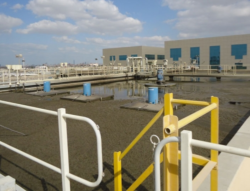 DSO UP-GRADE SEWAGE TREATMENT PLANT FROM 3000 TO 10000 M3/DAY